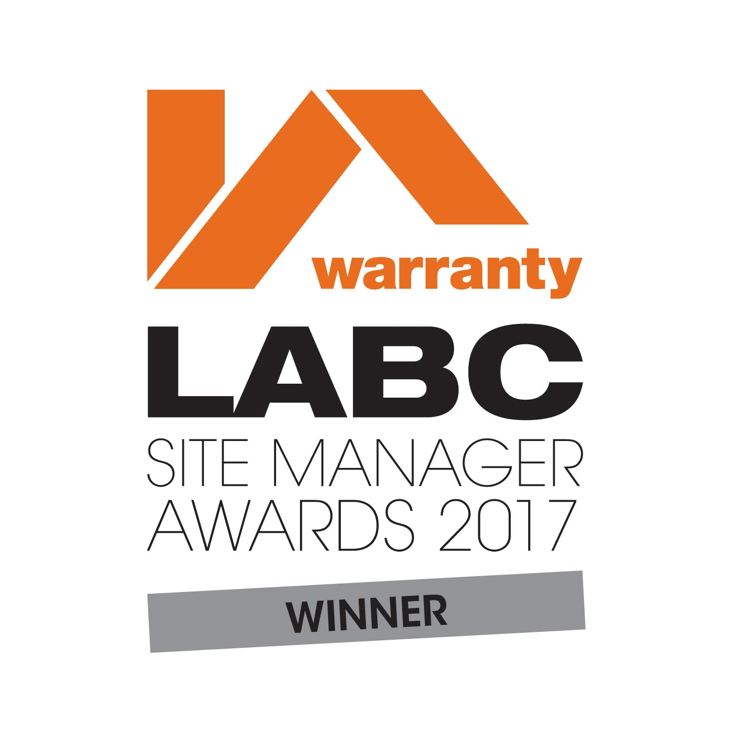 LABC Site Manager Awards 2017